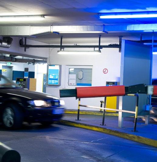 نرم افزار مدیریت پارکینگ رادین