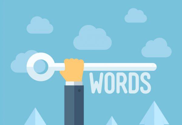 استفاده از کلمات کلیدی برای سئو وب سایت