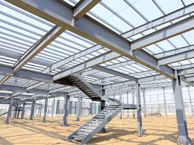 طراحی و اجرای سازه فلزی