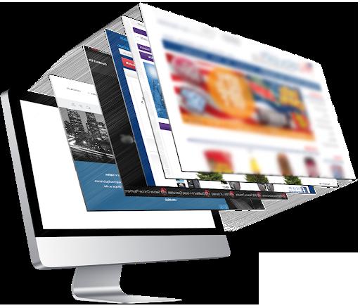 طراحی وبسایت رادین